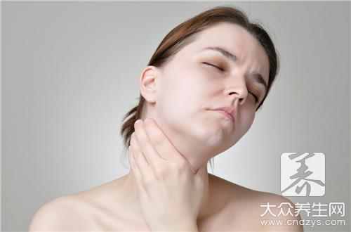 嗓子疼食疗的方法
