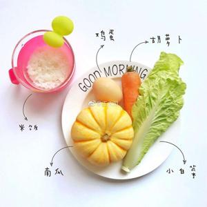 六個月寶寶輔食食譜