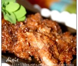 川菜竹叶粉蒸肉