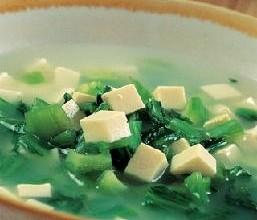 芥菜豆腐羹