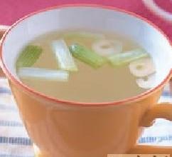 葱白大蒜汤