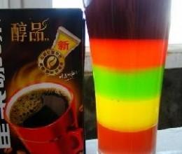 彩虹醇品咖啡