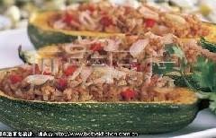 泰式烤肉酱西葫芦