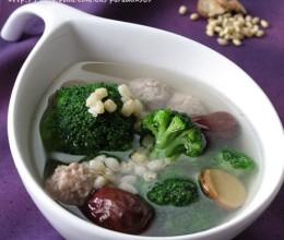 甘麦大枣肉丸汤