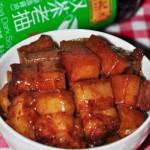 土豆燒五花肉