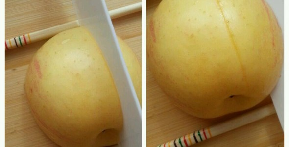 苹果天鹅 水果拼盘