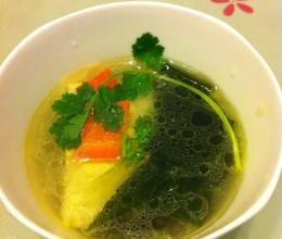 海带豆腐靓鸭汤