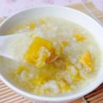 健脾养胃粥--大小米红薯粥