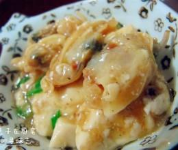 蛤蜊豆腐(蛤蜊干)