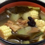 排骨海带冬瓜汤