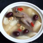 鵪鶉的營養價值--養生鵪鶉湯