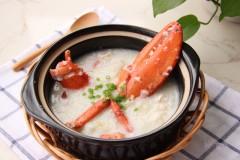 龙虾粥--详细的大龙虾分解方法