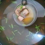 杜仲茯苓猪腰汤