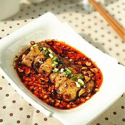 上海年夜饭必备--口水鸡