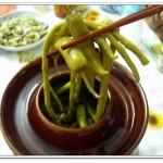 泡酸豇豆做法