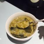 海带薏米绿豆糖水