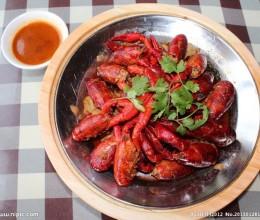 大排档菜谱-香辣小龙虾
