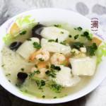 竹荪虾仁冬瓜汤