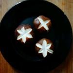 香菇摆盘-水果拼盘