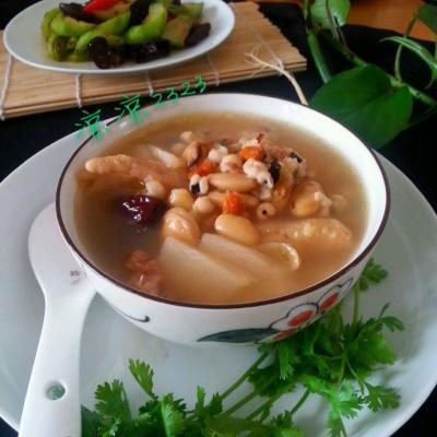 清补祛湿汤