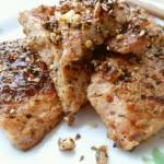 香煎午餐肉