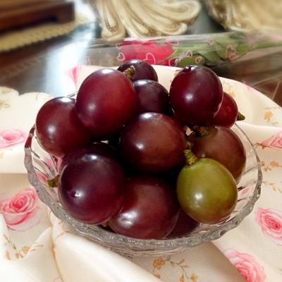 快速洗凈葡萄的妙招
