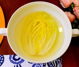 家常菜-开水白菜