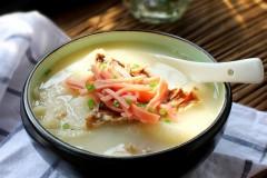 竹荪鸭架汤