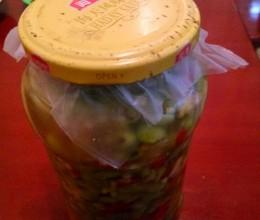 江西小吃—霉豆