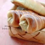 螺管花生酱面包