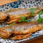 干煎黃花魚