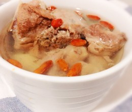 甘草羊肉汤