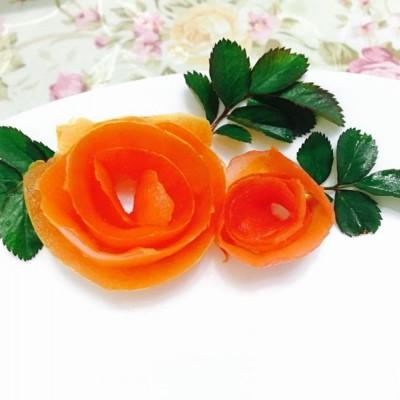 玫瑰花 盘饰