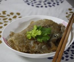 潮州菜头圆(萝卜薯粉饼)