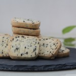 营养小零嘴——黑芝麻脆饼