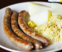 德国纽伦堡香肠