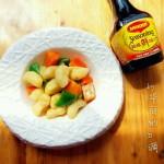小炒马蹄#美极鲜味汁#