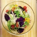减肥瘦身蔬菜沙拉