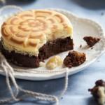 烤布朗尼芝士蛋糕