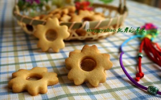 糖芯樱花饼干#浪漫樱花季#