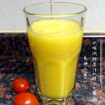 止咳润肺果汁(橙子+梨子)
