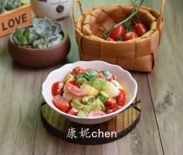 蔬果鸡蛋沙拉#宜家让家更有味#