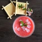 混合果蔬汁#浪漫樱花季#
