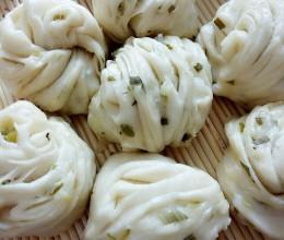葱油花卷(内付香甜芝麻花卷)