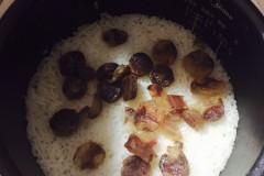 简单又香腊味白米饭