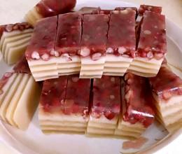 红豆千层糕