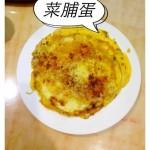 潮汕菜脯蛋