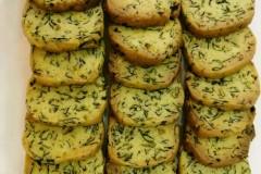 蒲公英野菜饼干