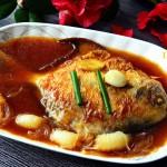 魔芋烧鲳鱼:酸碱平衡