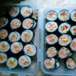 春游首选一一美味寿司
